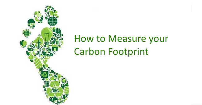 how to measure your carbon footprint